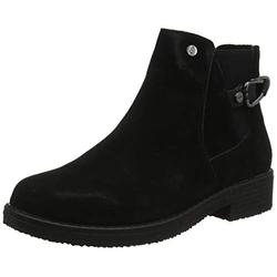 Hush Puppies Alaska Chelsea Boot, Women Chelsea Boots Chelsea Boots, Black (Black 000), 3 UK (35 EU)