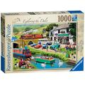 Ravensburger Leisure Days No.2 – Exploring the Dales 1000 Piece Jigsaw Puzzle for Adults & for Kids Age 12 and Up