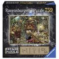 Ravensburger Escape Room Mystery Puzzle - Witch's Kitchen 759 Piece Jigsaw Puzzles for Adults & Kids Age 12 Up