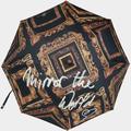 Mirror The World Frame Long Umbrella - Brown - Vivienne Westwood Umbrellas