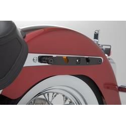 Portalaterale SW-Motech SLH sinistra - Harley-Davidson Softail Deluxe (17-).