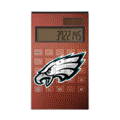 """Philadelphia Eagles Football Design Desktop Calculator"""
