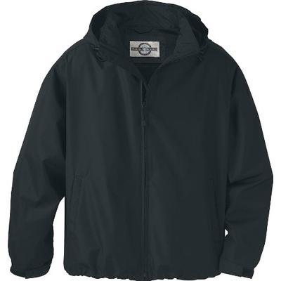 Ash City - North End 88083 Men's Techno Lite Jacket Black 703 XL