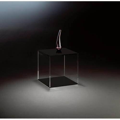 Places of Style Beistelltisch Würfel, aus Acrylglas weiß Beistelltische Tische