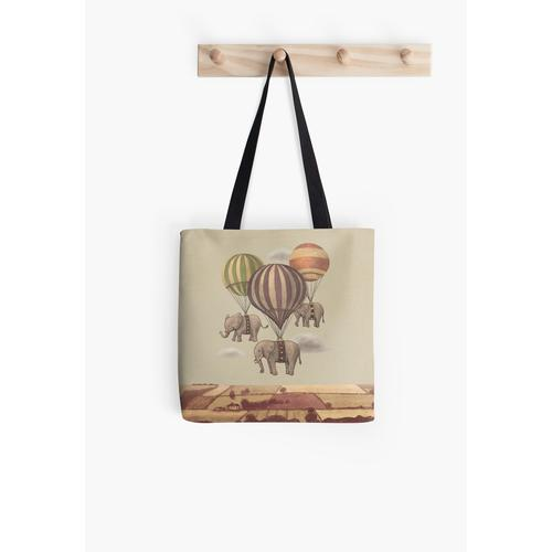 Flug der Elefanten Tasche