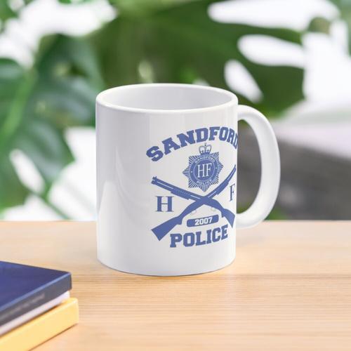 Sandford Polizei Tasse