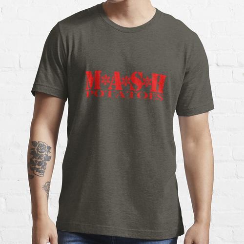Kartoffelbrei Essential T-Shirt