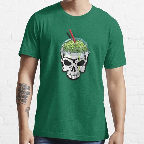 Zombie Gehirn Slushee Essential T-Shirt