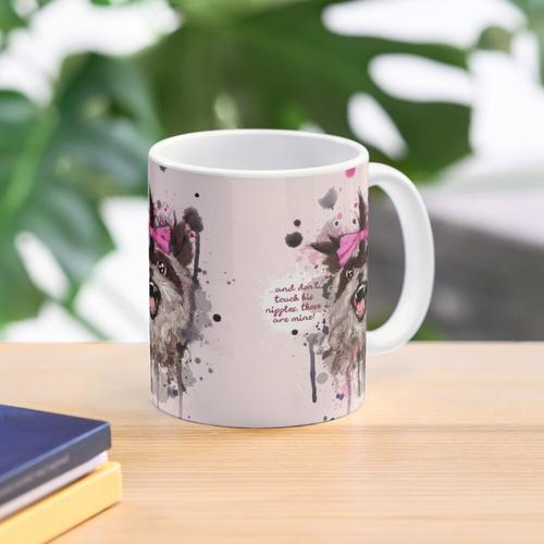 Rose der Waschbär Tasse