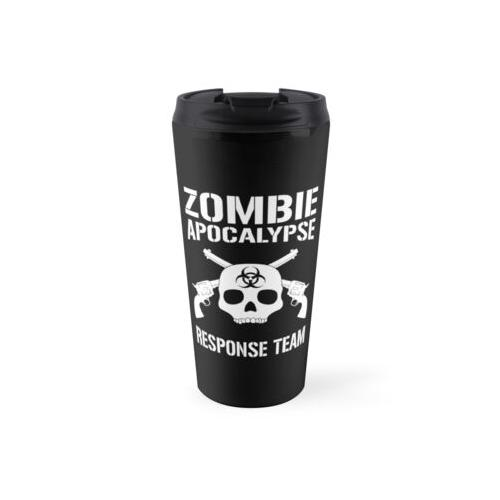 Zombie Apokalypse Thermosbecher