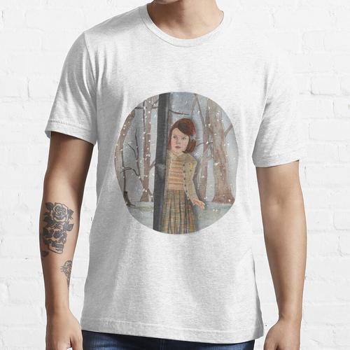 Lucy und die Laterne (Narnia) Essential T-Shirt