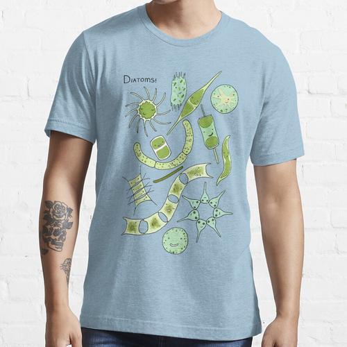 Kieselalgen Essential T-Shirt