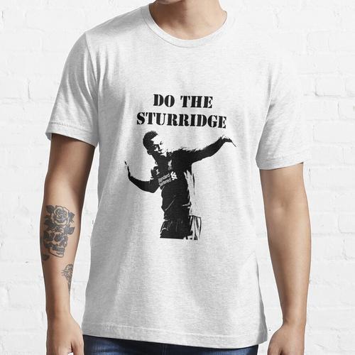 Daniel Sturridge - Mach den Sturridge Essential T-Shirt