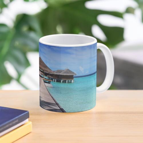 Malediven Tasse