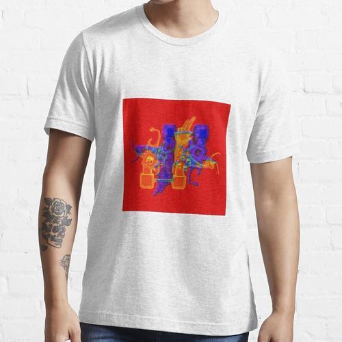 Tanzende Puppen. Essential T-Shirt