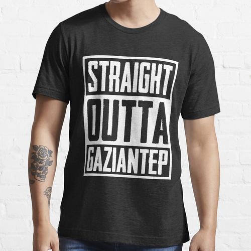 Geradeaus Gaziantep Essential T-Shirt