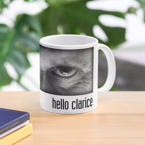 Hallo Clarice Tasse