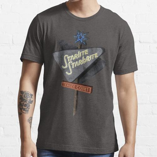 Starlite Starbrite Trailer Court Essential T-Shirt