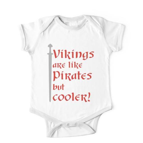 Wikinger sind cooler! Kinderbekleidung