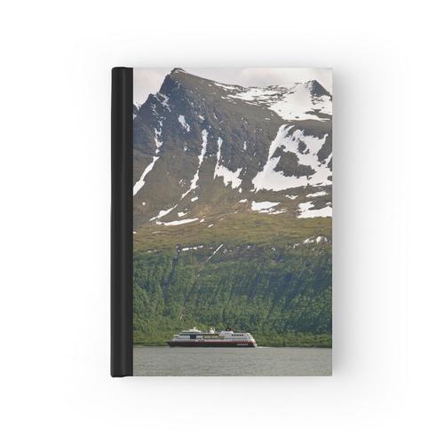 Hurtigruten Notizbuch