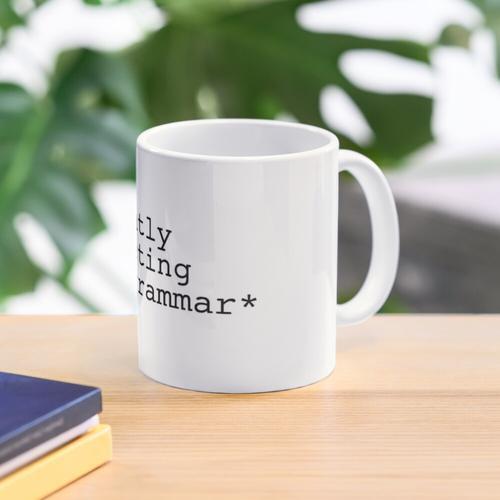 Grammatik Tasse