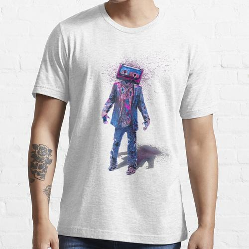 Die Laufbänder Essential T-Shirt
