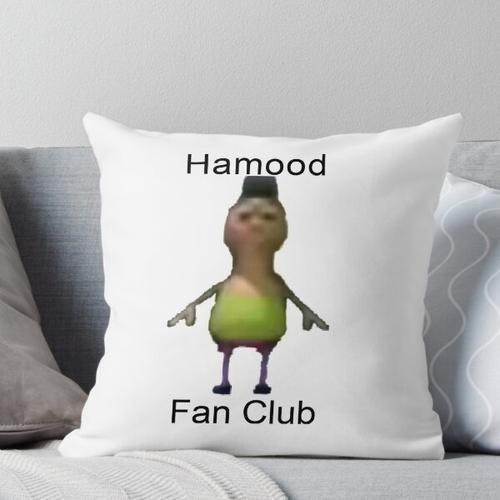 Hamood Fan Club Kissen