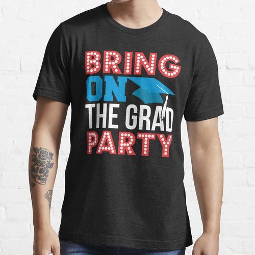 Abschluss-Hemd, Abschluss-Hemden 2018, Abschluss-Hemden Highschool, Abschluss-T-Sh Essential T-Shirt