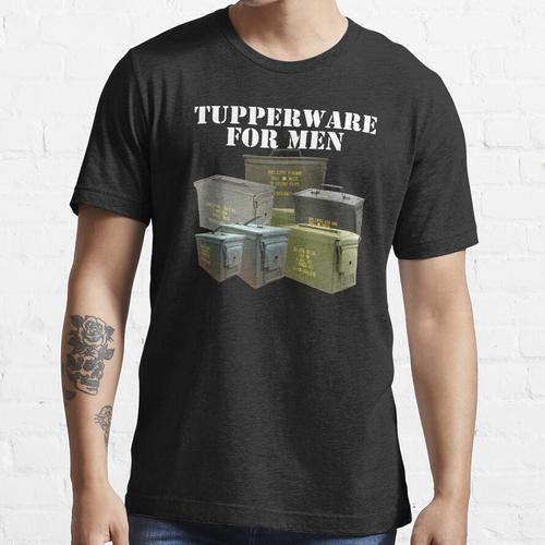 Tupperware für Männer Essential T-Shirt