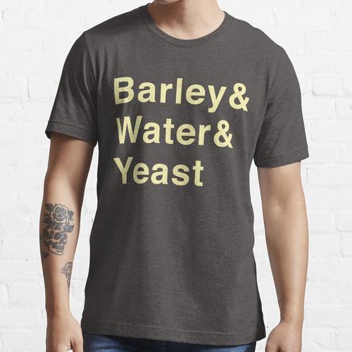 Whisky Zutaten Essential T-Shirt