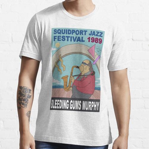 Zahnfleischbluten Murphy Essential T-Shirt
