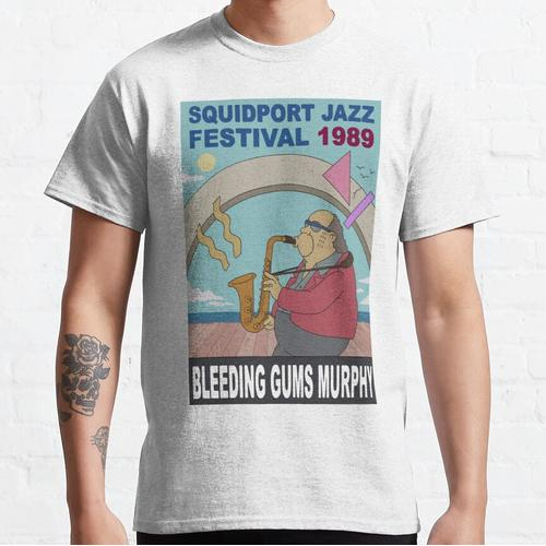 Zahnfleischbluten Murphy Classic T-Shirt