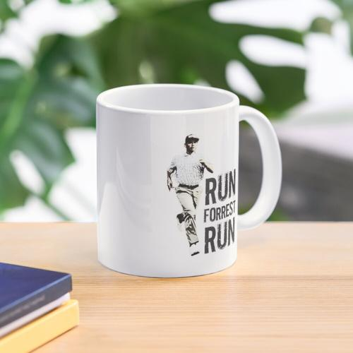 Run Forest Run (Forest Gump) Tasse