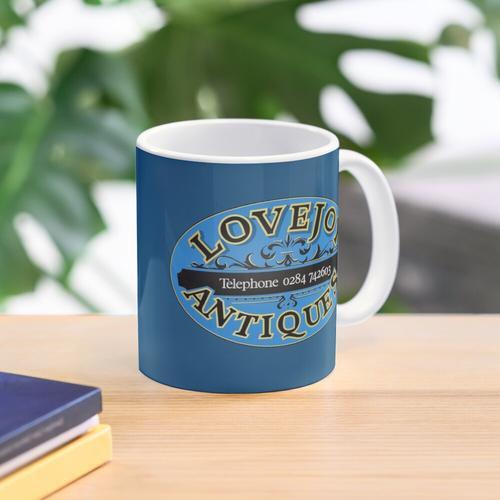 Liebe Antiquitäten Tasse