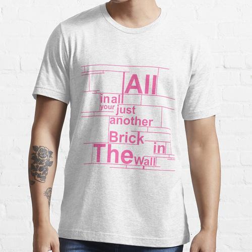 Pink Floyd Die Wandgestaltung Essential T-Shirt