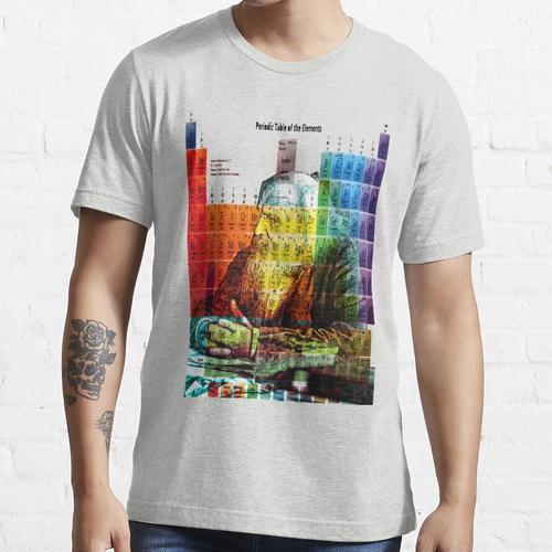 Mendelejew Tisch Essential T-Shirt