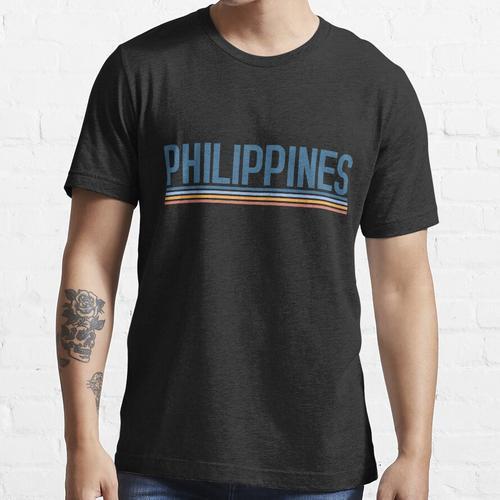 Philippinen Philippinen Philippinen Essential T-Shirt