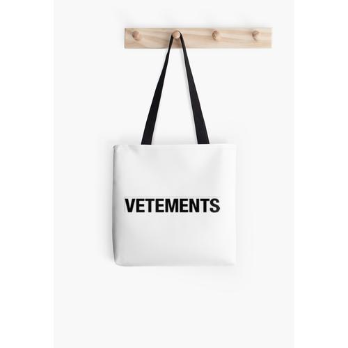 Vetements Tasche