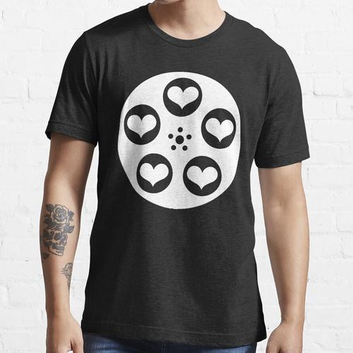 Das Film.Lovables Logo Essential T-Shirt