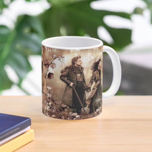 Der neue Herbst Tasse