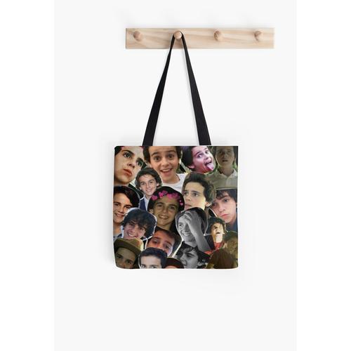 Jack Dylan Grazer Collage Tasche
