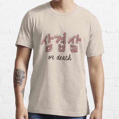Schweinebauch oder Tod Essential T-Shirt