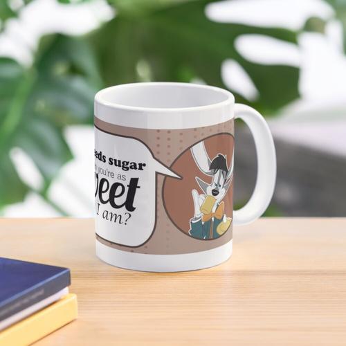 Vee Kaffee-Haferl Tasse