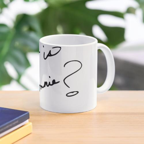 wo ist donnie individuell Tasse
