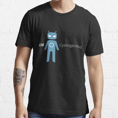 Cyanogenmod Cid Essential T-Shirt