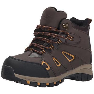 Deer Stags Drew Hiker Boot (Little Kid/Big Kid), Brown, 5 M US Big Kid