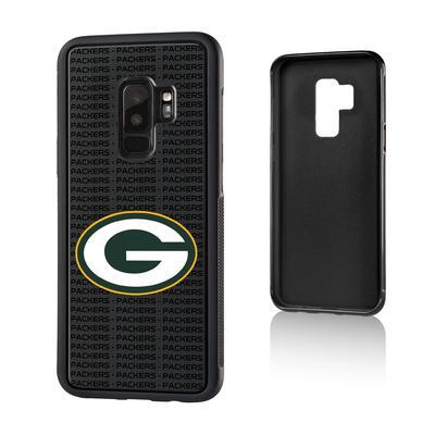 Green Bay Packers Galaxy Text Backdrop Design Bump Case