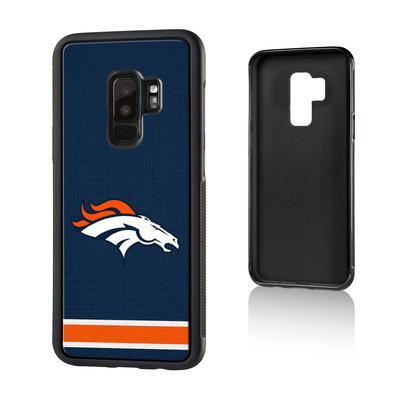Denver Broncos Galaxy Stripe Design Bump Case