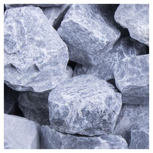 Bruchsteine Kristall Blau, 1000 kg (Bigbag), 30-60 mm