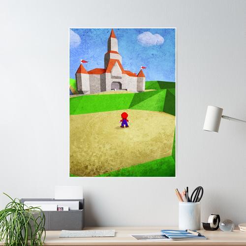 Noch ein Schloss Poster